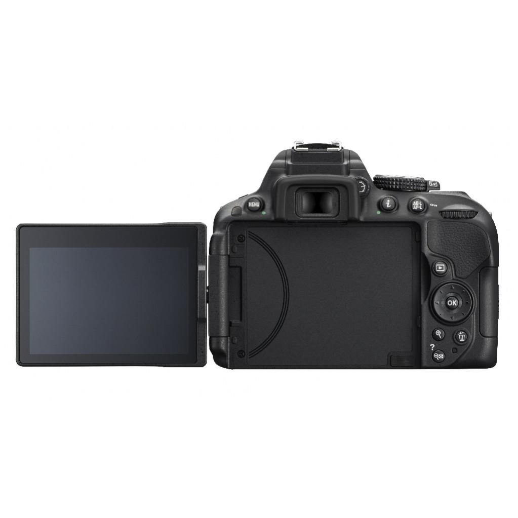 Зеркальный фотоаппарат Nikon D5300 Body