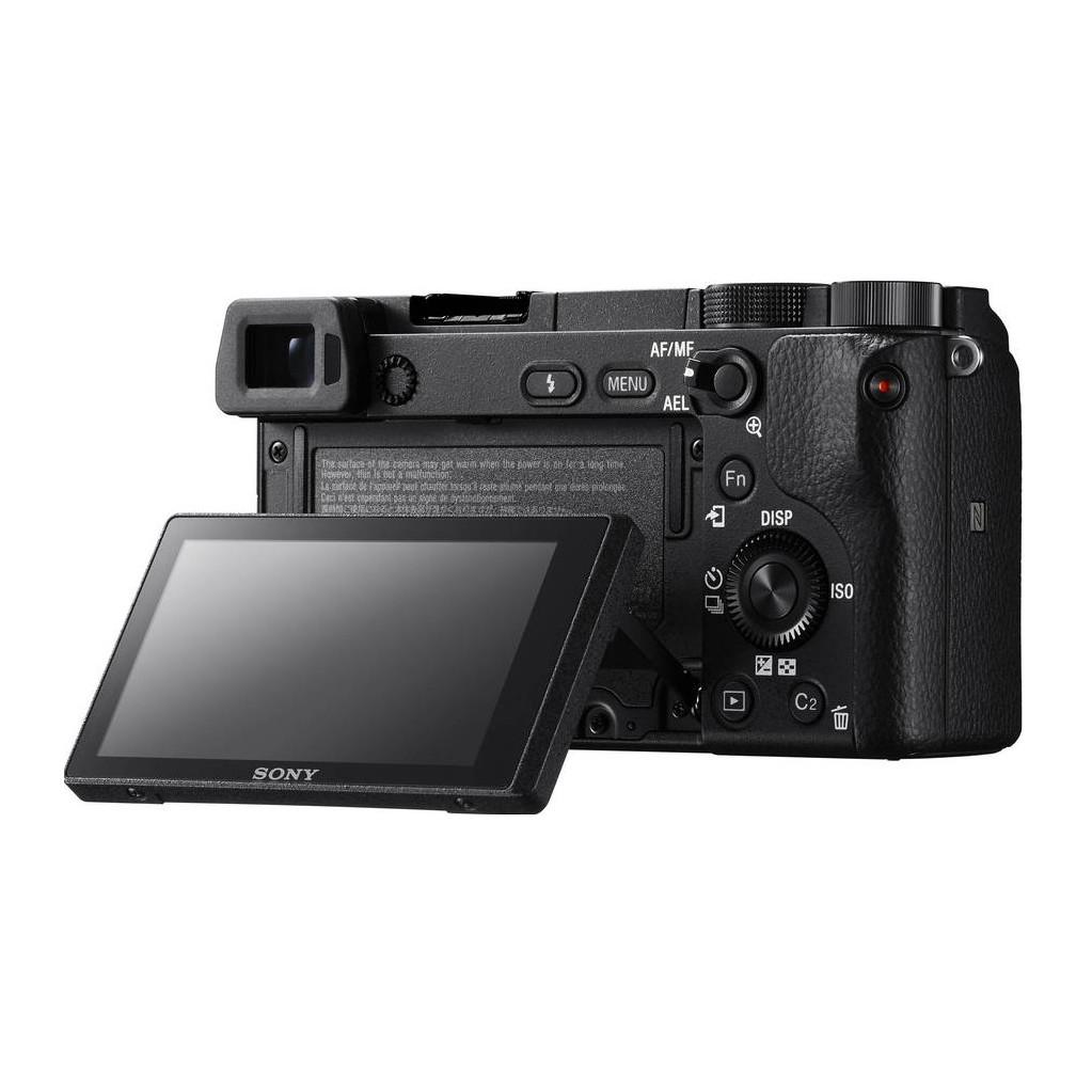 Фотоаппарат Sony Alpha A6300 kit 16-50mm (