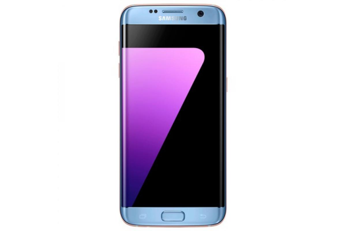 Смартфон Samsung (G935FD) Galaxy S7 Edge Duos 32Gb LTE Smoke Sapphire