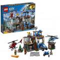 Lego City Полицейский участок в горах - конструктор детский 60174