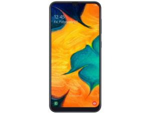Смартфон Samsung (A305F) Galaxy A30 64Gb Черный
