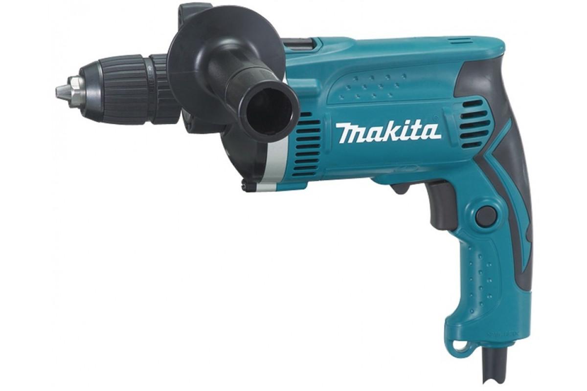 Дрель ударная MAKITA HP1631  710Вт 13мм БЗП 0-3200об/мин