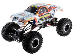 Радиоуправляемый краулер Remo Hobby Mountain Lion Xtreme 4WD+4WS 2.4G 1/10 RTR