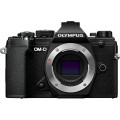 Фотоаппарат Olympus OM-D E-M5 III Body, черный