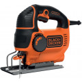 Лобзик Black & Decker KS901PEK-XK  620Вт глуб.90мм рег.скор. маятник наклон подошвы 3 пилки кейс