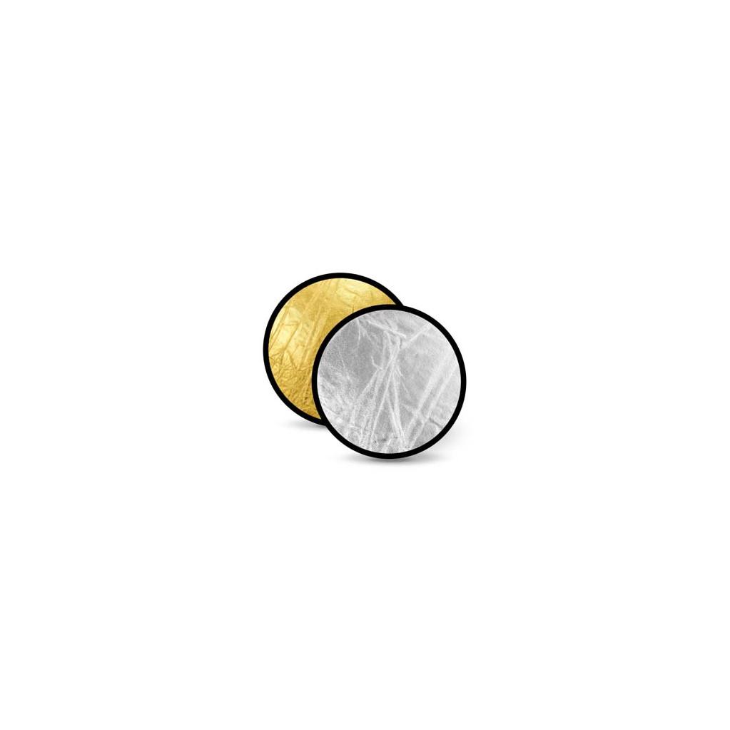 Отражатель Godox RFT-01 золото/серебро 60 см