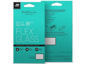 Защитное стекло для Samsung Galaxy Tab S5e 0,26 мм, BoraSCO