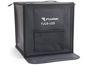 Компактная студия для натюрмортов Fujimi FJLB-LED70 + 4 виниловых фона