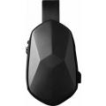 Рюкзак Xiaomi Tajezzo BEABORN Polyhedron Chest Bag PU, черный