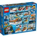 Lego City Штаб береговой охраны конструктор 60167