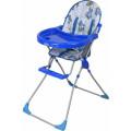 Selby 152 - стульчик для кормления (синий)