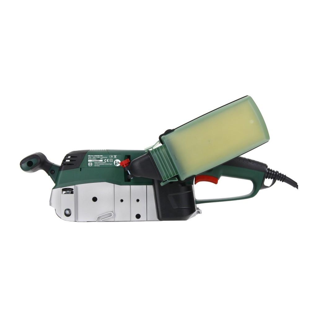 Шлифмашина ленточная Bosch PBS 75 A (0.603.2A1.020)  710Вт 350м/мин 75х533мм микрофильтр, в кор.