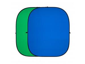 Фон хромакей GreenBean Twist 180 х 210 B/G