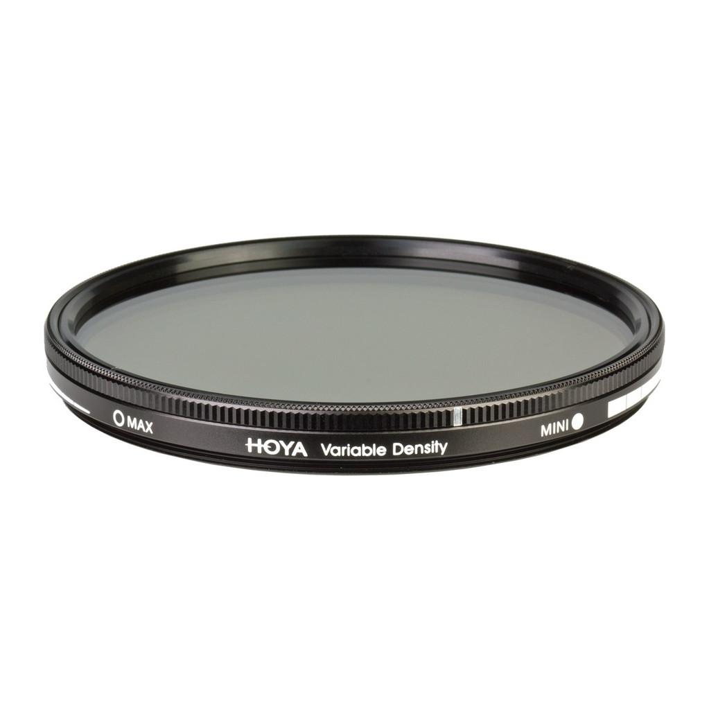 Нейтрально серый фильтр Hoya Variable Density ND (4-400) 82mm