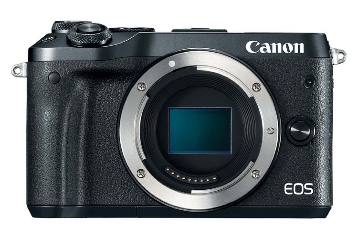 Беззеркальный фотоаппарат Canon EOS M6 body