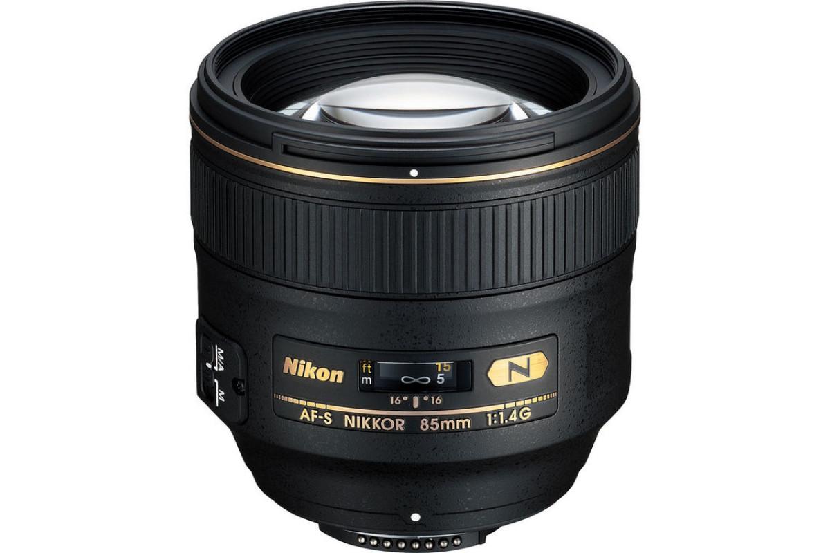 Архив_Nikon 85mm f/1.4G AF-S Nikkor