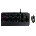 Набор игровой ASUS TUF Gaming Combo K5 & M5 клавиатура и мышь черные