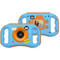 Цифровая камера Andoer CDE7 WiFi детская 5MP 1080P HD Digital, светло- голубой