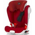 Детское автокресло Britax Roemer Kidfix II XP SICT Flame Red Trendline красный
