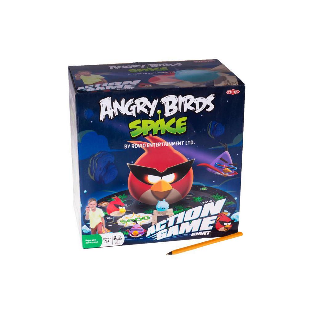 Tactic Games Игра Angry Birds Космос - настольная игра