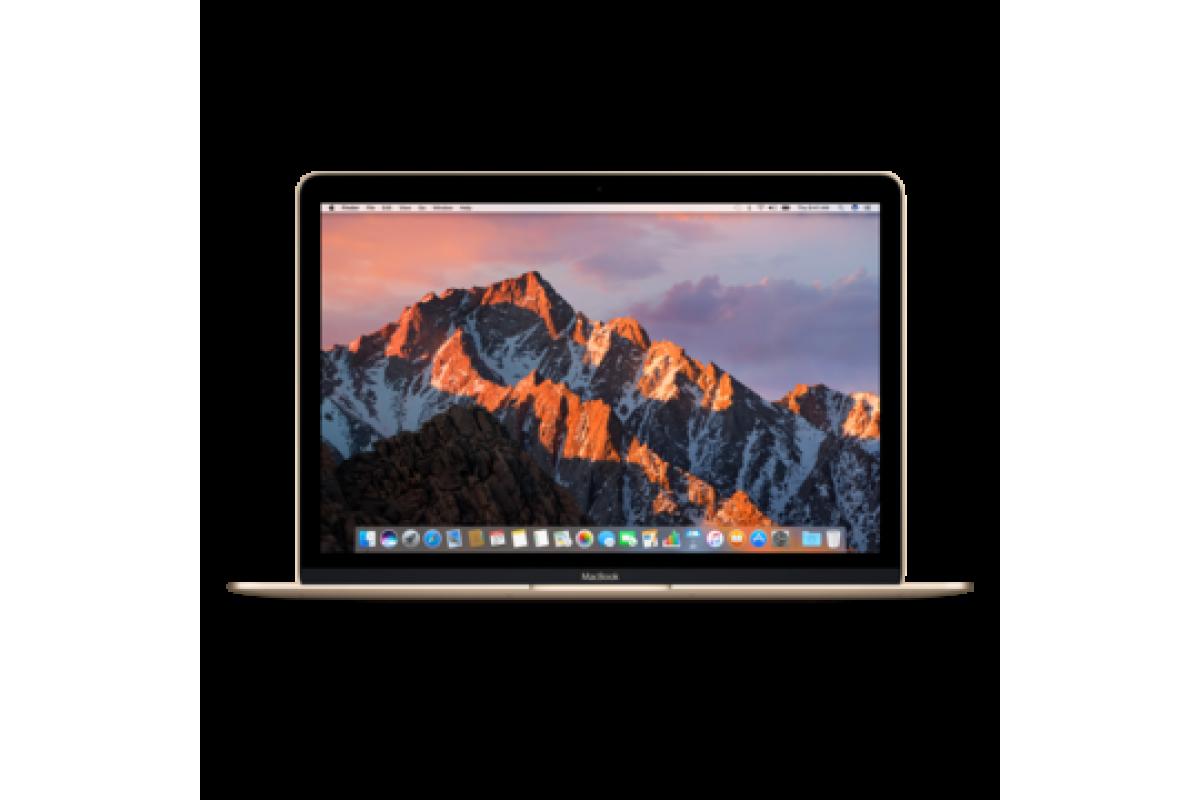 """Ноутбук Apple MacBook Золотой Mid 2017 [MNYL2] 12"""" Retina Core i5 1,3 ГГц, 8 ГБ, 512 ГБ Flash, HD 615"""