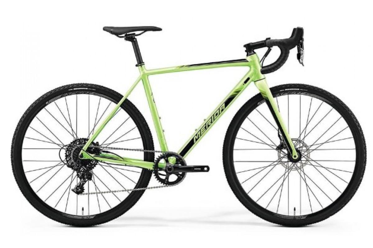 Велосипед Merida Mission СХ600 LightGreen (Black) 2019 S(50cm)(82428)