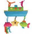 Happy Snail Игрушка - подвес Морские Приключения