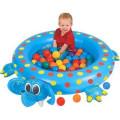 Upright Сухой бассейн Слоненок с шариками