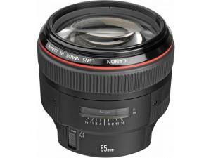 Canon EF 85mm f/1.2L II USM X5819
