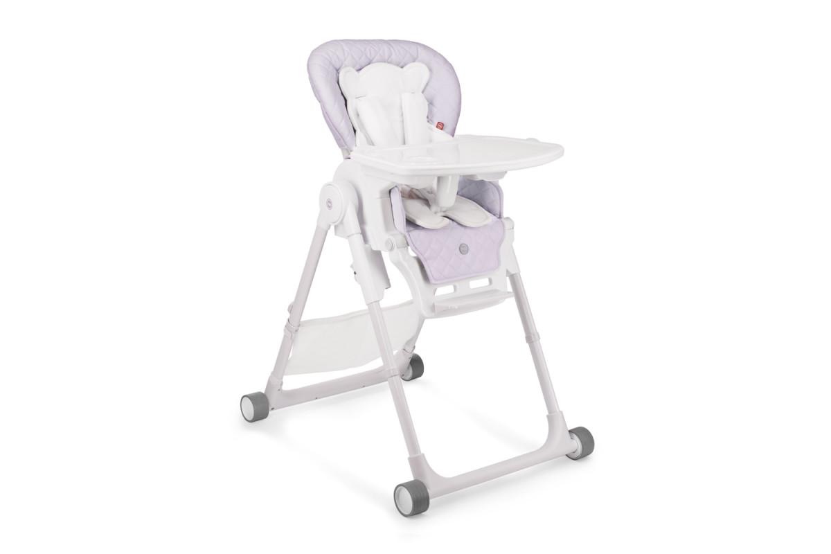 Happy Baby William V2 - Стульчик для кормления-шезлонг Lilac