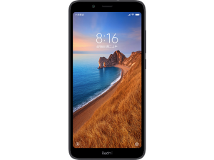 Смартфон Xiaomi RedMi 7A 2/16Gb Black (Черный) EU