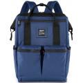 "Рюкзак-сумка Himawari HW-0601  синий, 14"""