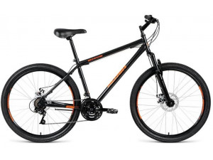 "Велосипед 26"" Altair MTB HT 26 2.0 Disc 6 ск Черный (18-19 г) 17' RBKN9MN6P003"