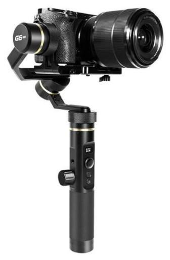 Стабилизатор трехосевой Feiyu FY-G6 Plus + адаптер для мобильного телефона