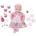 Zapf Creation Baby Annabell Кукла многофункциональная Праздничная, 43 см
