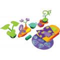 Набор аксессуаров Monchhichi для спальной комнаты с фиолетовым ковром