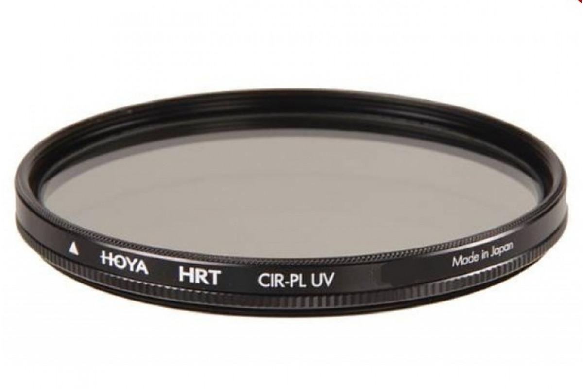 Поляризационный фильтр Hoya PL-CIR UV HRT 77mm