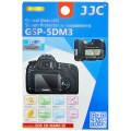 Защитное стекло JJC для Canon EOS 5D MARK IV, 5D MARK III, 5DS, 5DS R