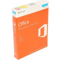 Microsoft Office для дома и учебы 2016 Win Russian Russia Only Mdls No Skype P2 (BOX), 79G-04713