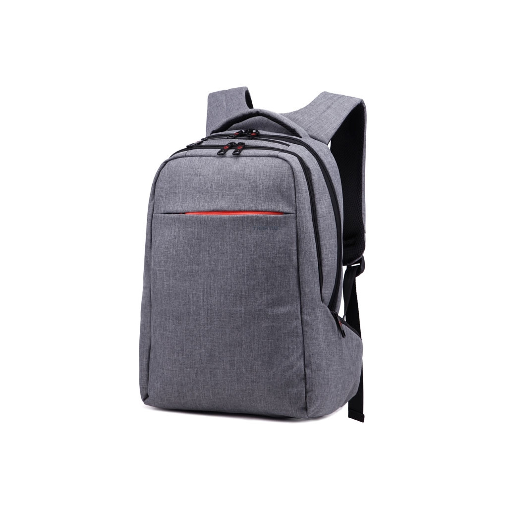 "Рюкзак Tigernu для ноутбука 15"" T-B3130 светло-серый"