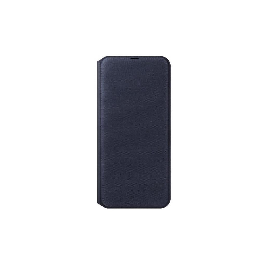 Чехол-книжка для Samsung Galaxy A50 (A505F) Wallet Cover Black  (Черный)