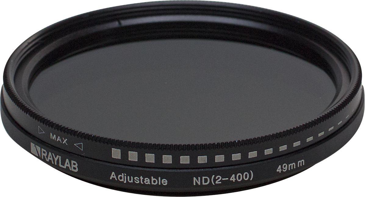 Фильтр нейтральный RayLab ND2-400 49mm Уценка 7183