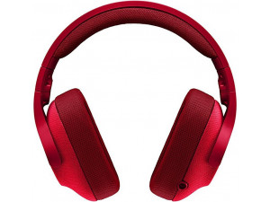 Гарнитура Logitech G433 7.1 Surround Gaming Headset-FIRE RED-3.5 MM-EMEA, 981-000652