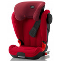 Детское автокресло Britax Roemer Kidfix XP SICT Black Series Flame Red Trendline
