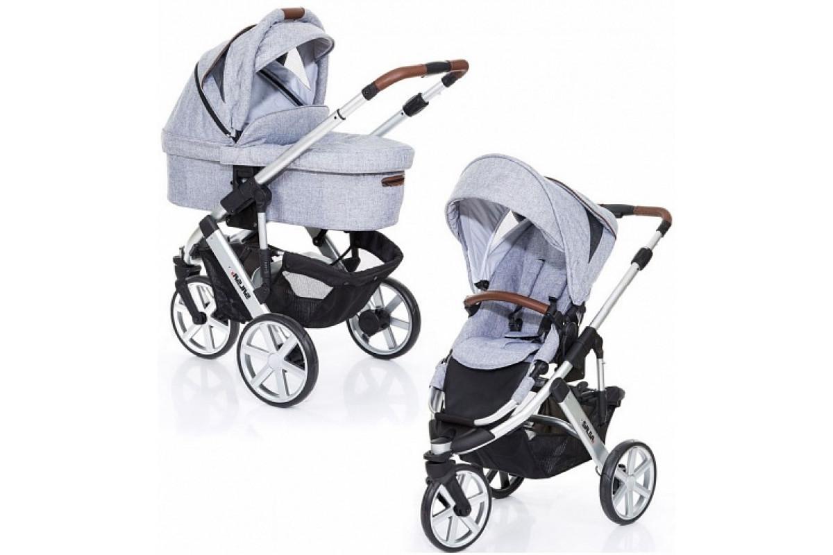 FD-Design Salsa 3 - универсальная коляска 2 в 1 Graphite Grey 31282603