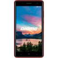 Смартфон Digma Q500 3G HIT 8Gb 1Gb Красный