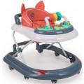 Happy Baby Smiley V2 - детские ходунки синий