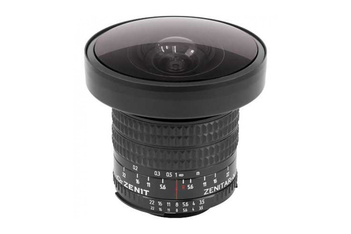 Зенит Зенитар-С 8mm f/3.5