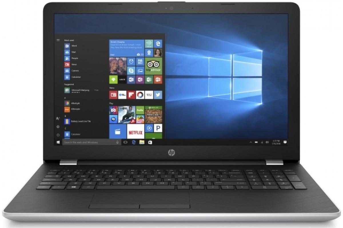 """Ноутбук HP 15-bw066ur <2CN97EA> AMD A12-9720P (2.7)/6Gb/1Tb/15.6""""FHD/AMD 530 4GB/no ODD/Win10 (Silver)"""