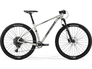 "Велосипед Merida Big Nine NX Edition SilkTitan (Silver) 2019 M(17"")(90024)"